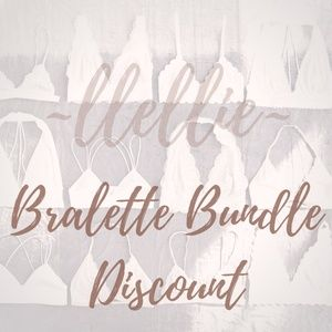 Other - BRALETTE discount on 3 or more